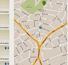 how to find gps on galaxy s5