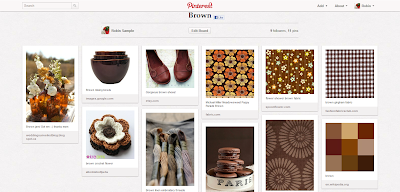 Brown Board at Pinterest