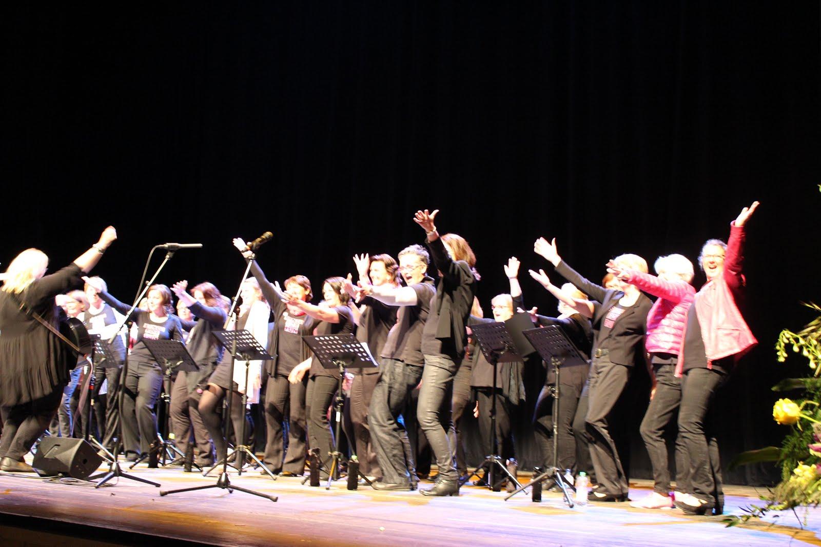 We are SING!FORFUN!