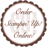 My Stampin Up Website