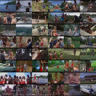Амазония: приключения молодых морских репортёров / Amazonie: Les indiens Wayanas.