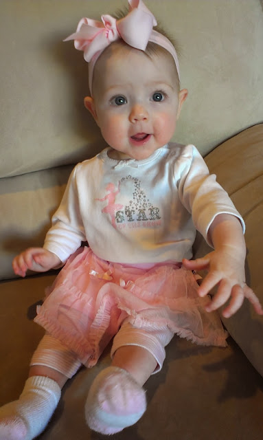moment and vote for our sweet daughter in Gerber's 2013 Photo Contest