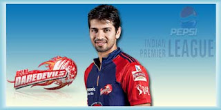 IPL New Squad DD Players Naman Ojha Cricket Match Profile and IPL Wallpapers