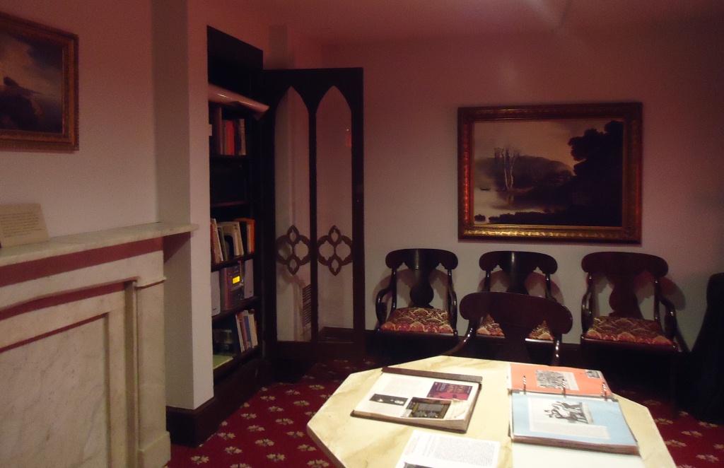 Poe furniture essay