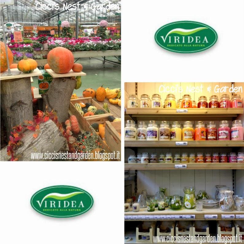 Ciccisnestandgarden lo shopping che ci piace viridea di for Viridea rho orari