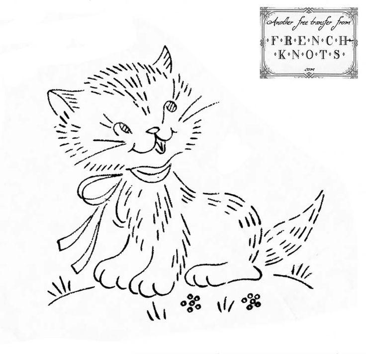 Llueve Diamantina: Gatitos: Jugando con hilos.