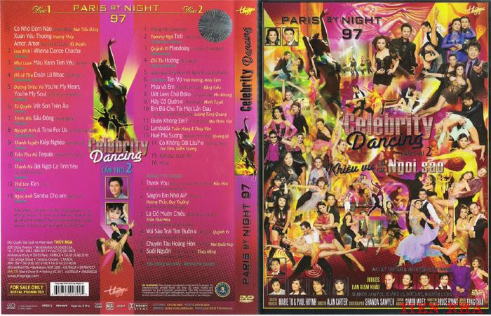 Paris By Night 97 - Celebrity Dancing Ky 2 | Facebook