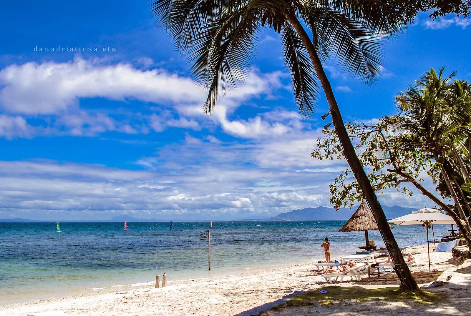 how to get to coco beach puerto galera from manila