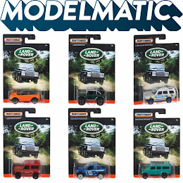 UK Collectors Preorder Matchbox Land Rover Now!