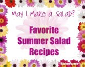 Favorite Summer Salad Recipes