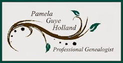 Genealogy by Pam Holland