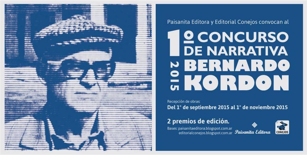 Concurso de Narrativa Bernardo Kordon