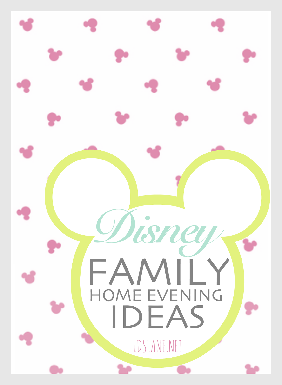 family home evening disney movies