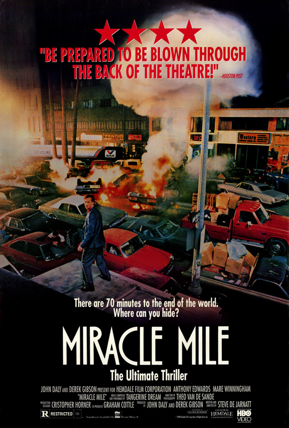 Good efficient butchery cult classics revisited miracle mile 1989