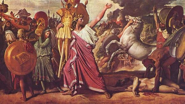Romulus, pendiri roma