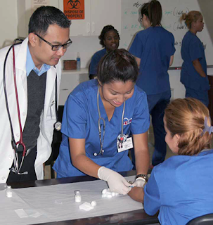 medical assistant at ort colleges in los angeles california