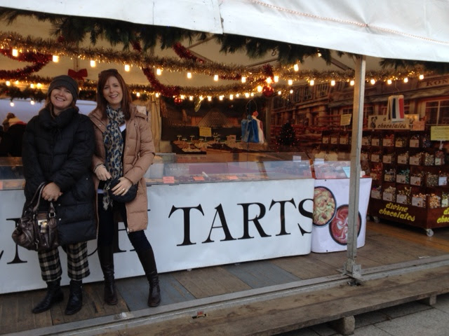 Lovely Tarts at the Continental Market!