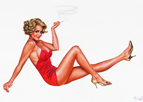 pin up