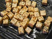 soja, tofu, zdrowie, dieta, weganizm, wegetarianizm zioła przyprawy sos sojowy magi marynata do sera tofu