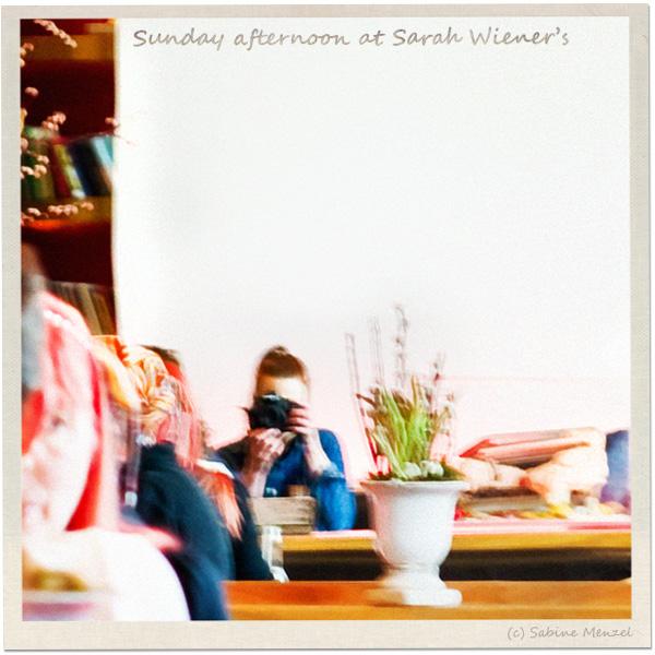 Psynopsis Sarah Wiener Cafe Hamburger Bahnhof Berlin