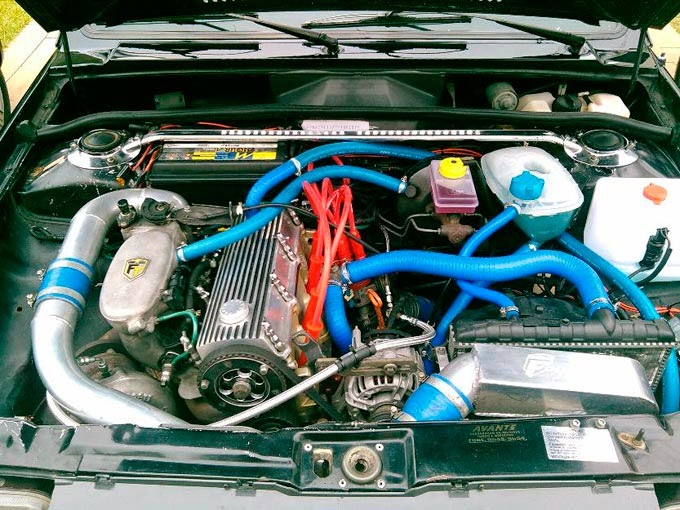 Gol Quadrado Turbo 1.9 Mi