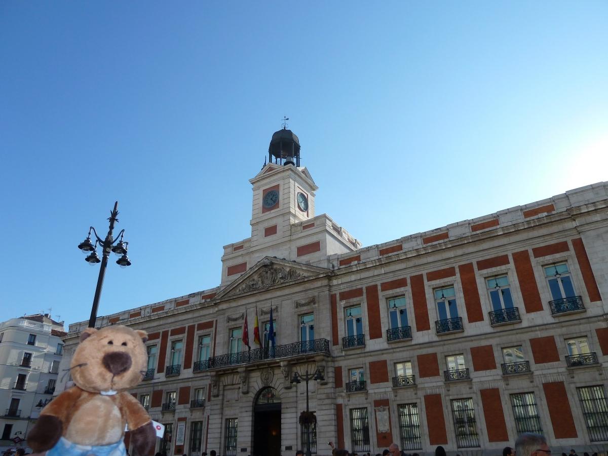 Mis Peluches Nici Navidad En Madrid Christmas Time In