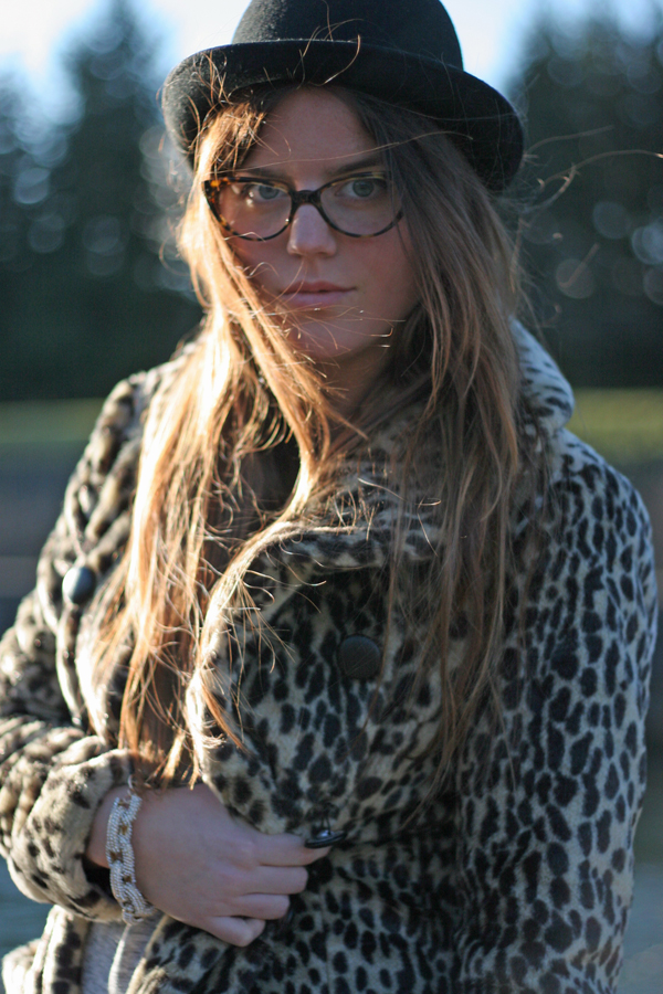 Jade rose blog styling leopard
