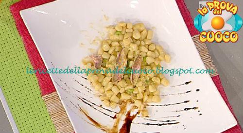 Gnocchetti di patate con triglie piselli e cedro ricetta Ivano ...