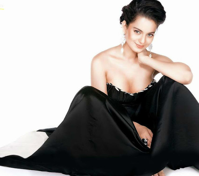 Bollywood Actress Kangna Ranaut Beautiful Hot Images