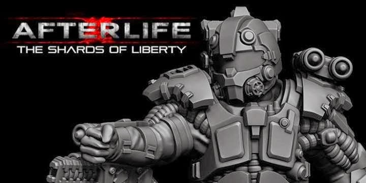 Product Review: Afterlife Shards of Liberty