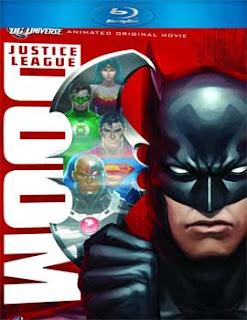 Carátula Liga de la Justicia: Perdición pelicula HD 720p latino