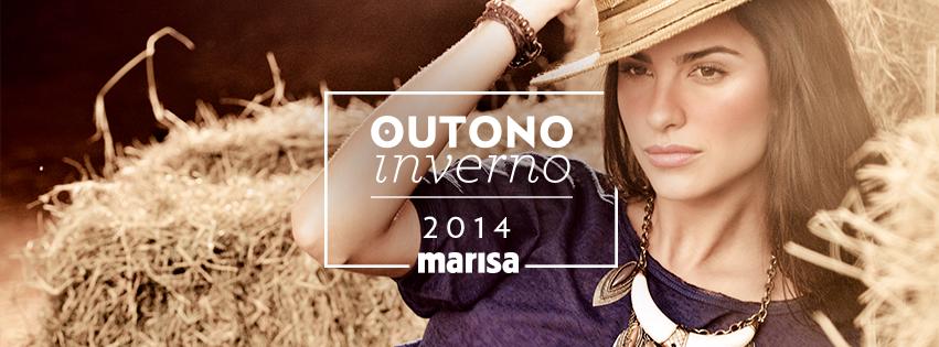 Fotos novos modelos coleção Marisa outono inverno 2014