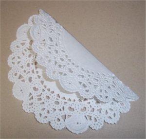 Vestidos de novia con blondas 2