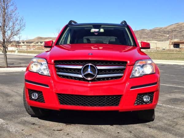 2011 red mercedes benz glk350 auto restorationice for Mercedes benz glk 350 floor mats