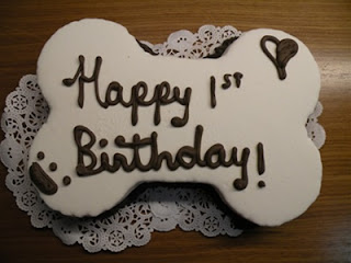birthday cakes recipes for dogs