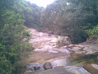 RIver in Sri Pada