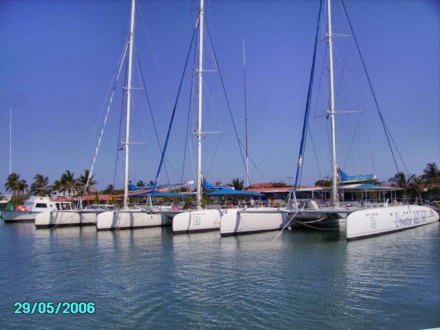 Excursión en Catamaran a los Cayos en Varadero