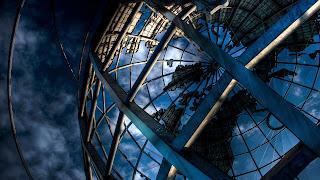 HD Globe Background