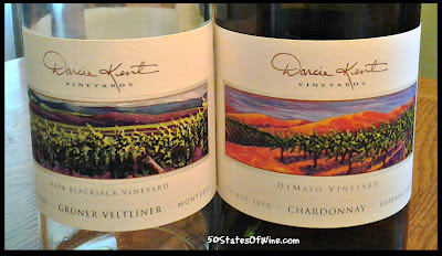Darcie Kent Vineyards White Wines