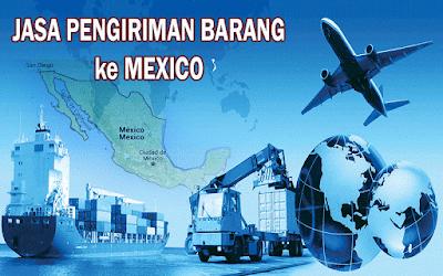 EKSPEDISI MURAH KE MEKSIKO