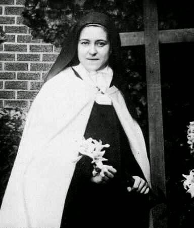 Jésus, mon seul amour, au pied de ton Calvaire, prière catholique de la petite Thérèse de Lisieux