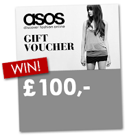 Win £100 ASOS Vouchers