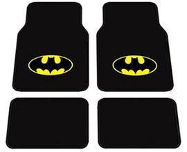 Carpete automotivo desenho do batman
