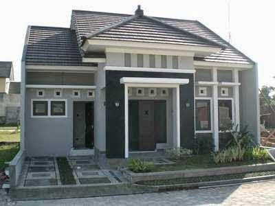model atap teras depan rumah minimalis