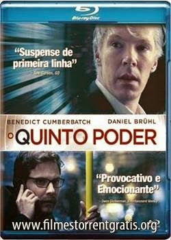Baixar O Quinto Poder AVI Dual Áudio + Bluray 720p Dublado Torrent