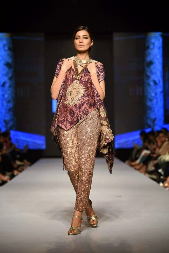 Shameel Ansari Summer Pret 2015 Collection