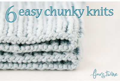 Chunky Moebius Cowl - an easy chunky knit free pattern