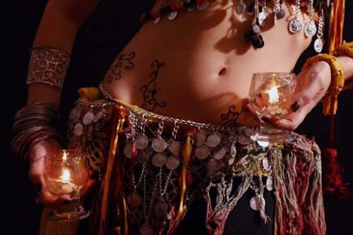 Dança com taças e seu significado