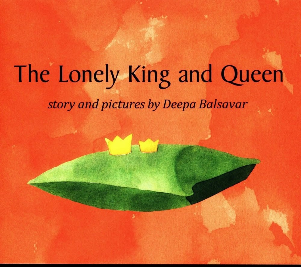 The Lonely King and Queen by Deepa Balsavar