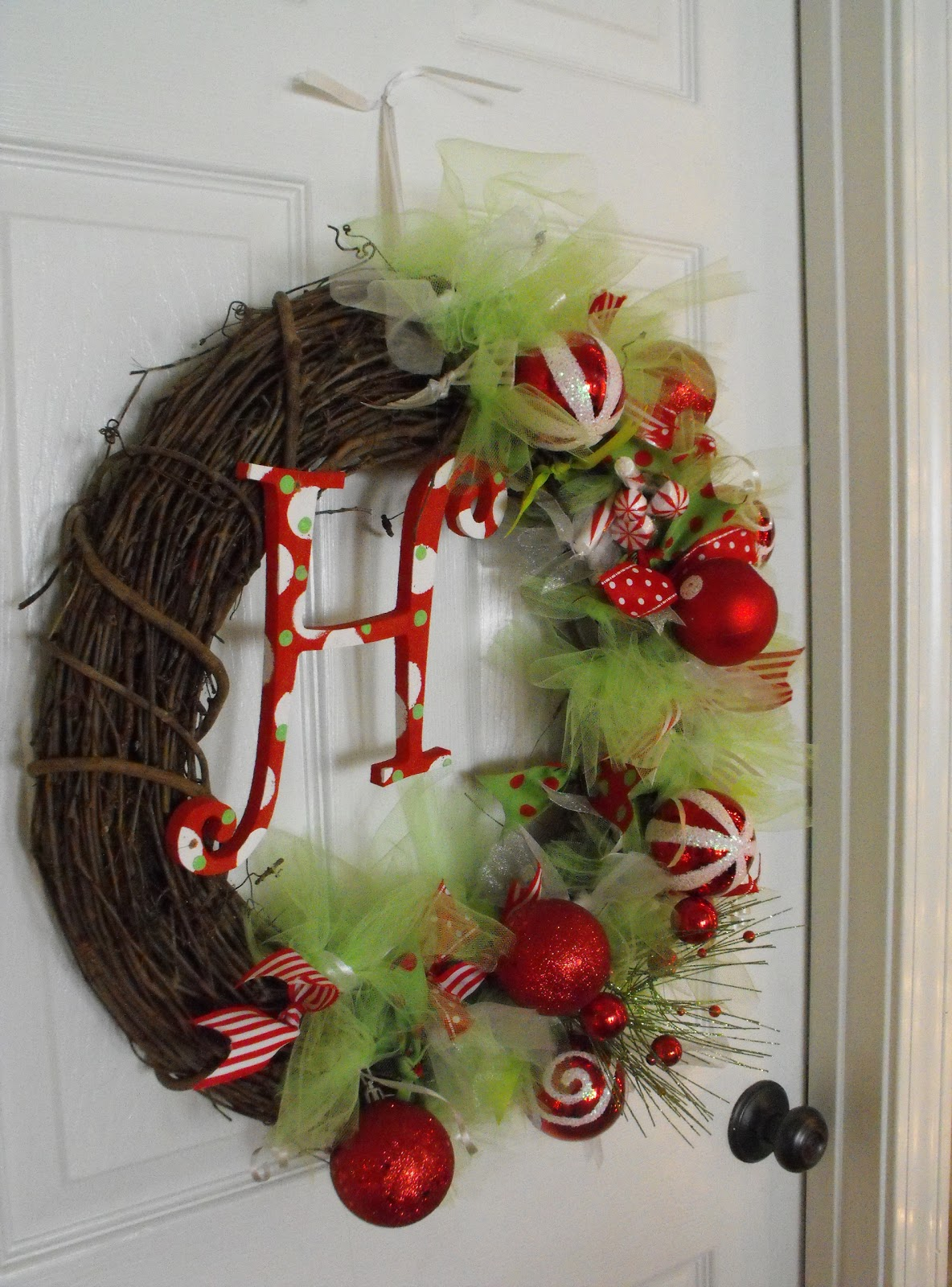 Susie harris diy christmas wreath Simple christmas wreaths